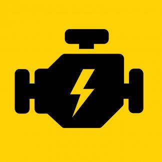 Motor, Getriebe und Achsen
