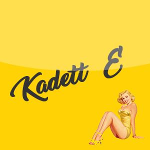 Kadett E