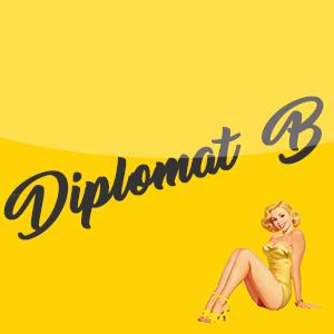 Diplomat B + Bitter CD