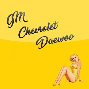 GM Chevrolet Daewoo
