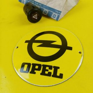 NEU + ORIGINAL Opel Rekord C Commodore A Warnblinker Schalter Warnblinklicht