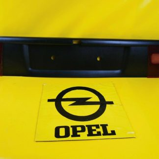 NEU + ORIG GM Opel Vectra A TURBO Blende Heckblende Kofferdeckel Facelift LET