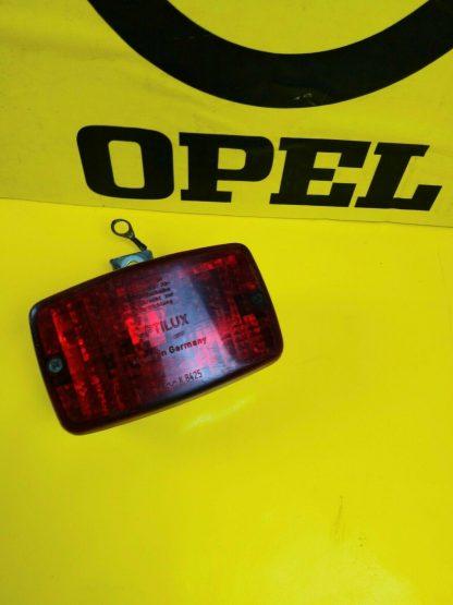 Opel Nebelschlussleuchte chrom Universal Admiral Diplomat Rekord A B C