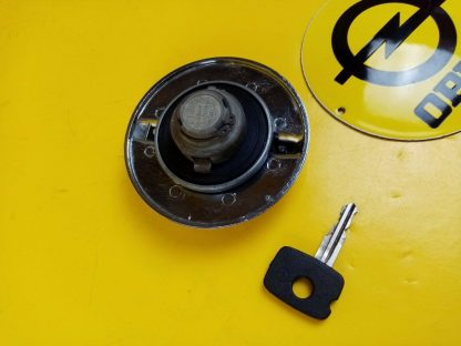 Opel Manta A Commodore B Coupe Tankdeckel Chrom