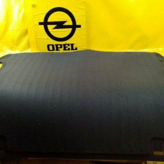 NEU + ORIG GM Opel Combo C Boden Matte hinten Teppich Schutzmatte Wanne