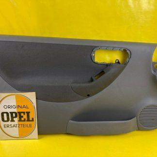 NEU + ORIGINAL Opel Corsa C Türverkleidung Türpappe Innenausstattung door panel