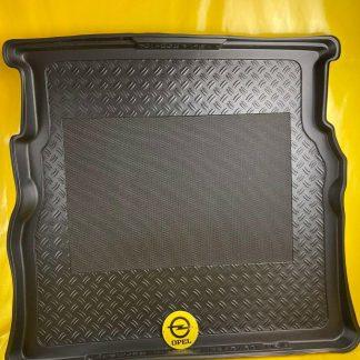 NEU + ORIGINAL Opel Zafira A Kofferraumwanne Schutz Einlage Laderaumschale