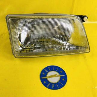 NEU + ORIG Opel Kadett E Scheinwerfer rechts ohne LWR Hauptscheinwerfer Gehäuse