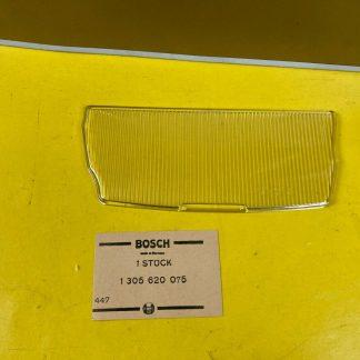 NEU + ORIGINAL Mercedes Benz Daimler Strich /8 Glas Nebelscheinwerfer W114 W115