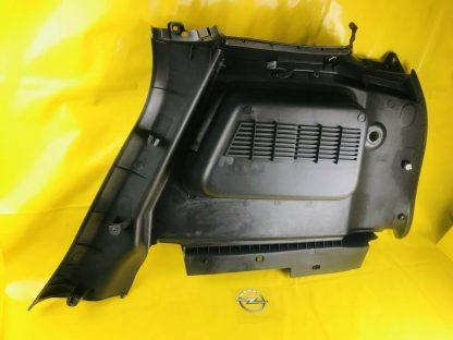 NEU + ORIGINAL Opel Meriva A Verkleidung Seitenwand Kofferraum innen links