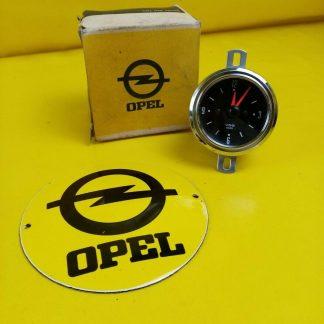 NEU + ORIGINAL Opel Manta A GTE SR Uhr Zusatzarmatur