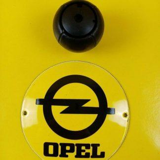 NEU + ORIG GM Opel Calibra Vectra B Astra F Schaltknauf Leder 5-Gang Knopf Hebel