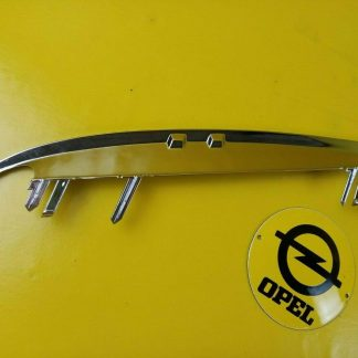 NEU + ORIG Opel Senator B Zierleiste Chrom Blende Scheinwerfer rechts Abdeckung