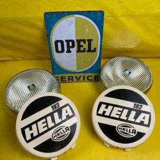 NEU + ORIGINAL Hella Rallye 192 Manta Ascona 400 Kadett Nebelscheinwerfer