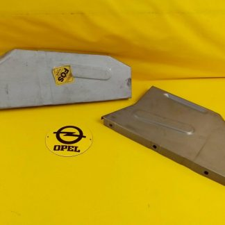 NEU Opel Manta A Ascona A Blech Kotflügel Radeinbau Rep Blech hinten re + li