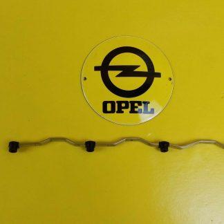 NEU + ORIG Opel Drallklappen Gestänge Saugrohr Astra H Signum Vectra C Zafira B