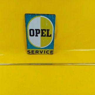 NEU + ORIGINAL Opel Kapitän PL 2,6 Zierleiste Tür Chrom hinten links
