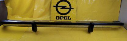 Opel Rekord D / Commodore B Stoßstange hinten chrom Bumper Stoßfänger