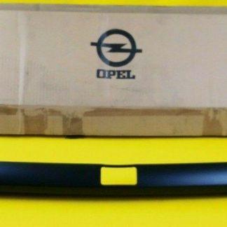NEU + ORIG Opel Kadett C Stoßstange schwarz hinten 1.Serie Stoßfänger Bumper