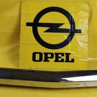NEU Opel Manta B GTE 2.0 E 1,9 E Stoßstange vorne Bumper Stoßfänger Chrom
