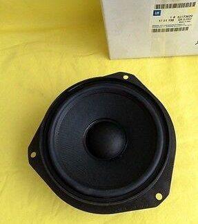 ORIGINAL OPEL Lautsprecher Box Speaker Radio Vectra Zafira Astra Tigra Signum