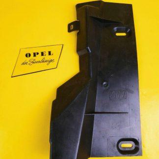NEU + ORIGINAL GM Opel Vectra A Verkleidung Luftleitblech Kühler Pappe