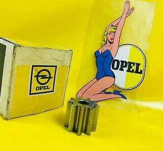 NEU ORIGINAL OPEL Ölpumpenrad 1,9 2,0E für alle Opel CiH Modelle Rad Ölpumpe NOS