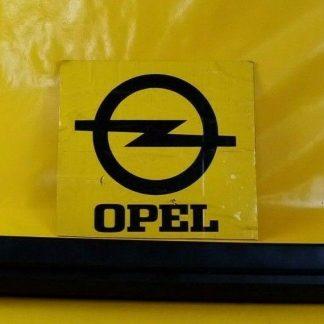 NEU + ORIGINAL Opel Manta Ascona B Stoßstange hinten incl. Träger