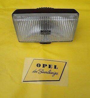 NEU ORIGINAL Opel Ascona A + B + C Manta A + B Rekord D + E Nebelscheinwerfer