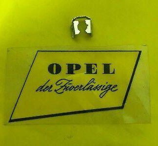 NEU + ORIGINAL Opel Vectra B + C Signum Astra G Zafira A Federklemme
