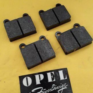 NEU + ORIGINAL Opel Rekord A / B / C R3 Cilt 1900 Coupe Kombi Bremsklötze