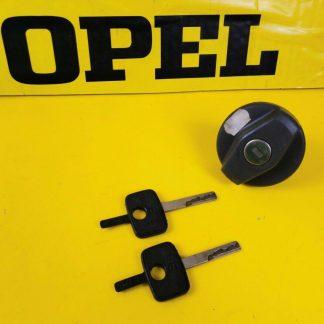 NEU + ORIG GM Opel Vectra A Senator B Calibra Omega A Tankdeckel abschließbar