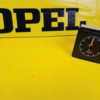 NEU + ORIG GM / Opel Corsa A Uhr Zeituhr Analog Quartz VDO Zusatzinstrument