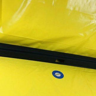NEU + ORIG Opel Kadett D Stoßstange hinten Kunststoff Bumper Mitte Stoßfänger