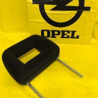 NEU + ORIGINAL OPEL Astra F Kopfstütze hinten ANTHRAZIT Kopflehne Rücksitz grau