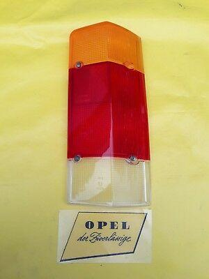 NEU + ORIGINAL Opel Rekord E Lichtscheibe Heckleuchte rechts Außenbeleuchtung