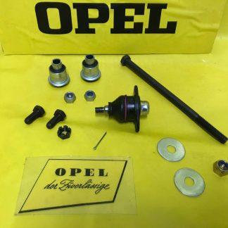 NEU Oberlenker Vorderachse Opel Kadett B / GT / Olympia A Buchsen Führungsgelenk