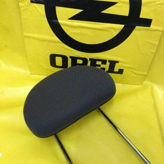 NEU + ORIGINAL OPEL Corsa C Kopfstütze anthrazit Rücksitz rechts links UVP 155€
