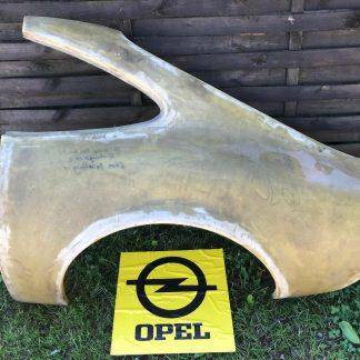NEU Seitenwand GFK / Kunststoff Opel GT 1,1 + 1,9 Liter Radlauf Seitenteil