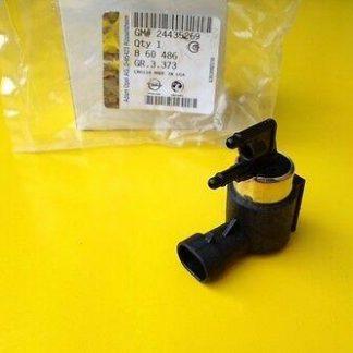 NEU ORIG OPEL Ladedruckregelventil Zafira 2,2 DTi 16V Bj2002-2005 Magnetventil