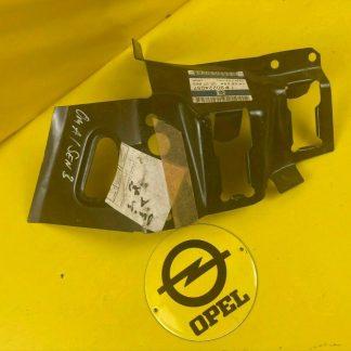 NEU + ORIGINAL Opel Senator B Omega A Reparaturblech Halter Radeinbau