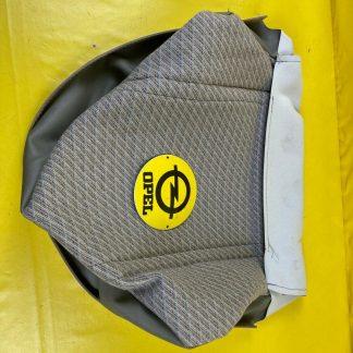 NEU + ORIGINAL Opel Kadett E Vectra A Sitzbezug Polster Bezug Stoff grau