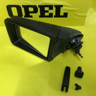 NEU ORIGINAL OPEL Spiegel LINKS Rekord E 1 Commodore C innen verstellbar NOS GM