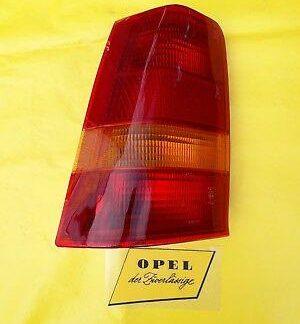 NEU + ORIG Opel Kadett E Schrägheck Kabriolett Rücklicht Außenbeleuchtung links