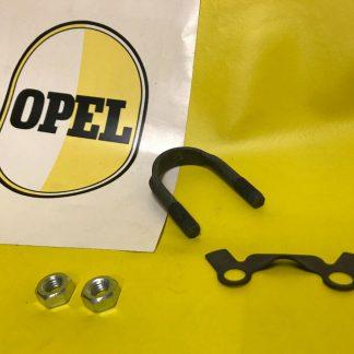 NEU Opel Ascona Manta A / B Kadett C SET Haltebügel Sicherung Kardanwelle CiH