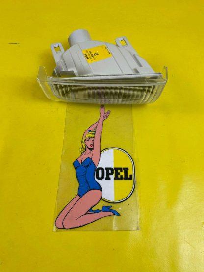 NEU + ORIGINAL Opel Ascona C Blinker weiss, rechts