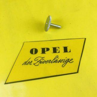 NEU + ORIGINAL Opel Ascona B Manta B Hohlschraube Einstellung Bowdenzug