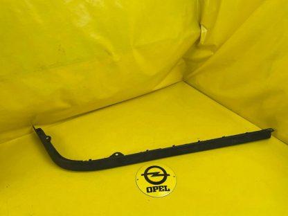 NEU + ORIGINAL Opel Ascona C Spoiler Lippe Stoßstange vorne rechts Leiste