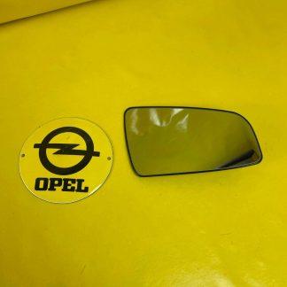 NEU + ORIGINAL GM/ Opel Zafira B Spiegelglas rechts Konvex Spiegel Glas