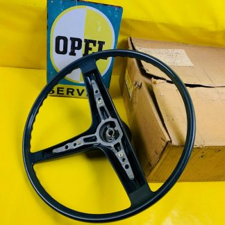 NEU + ORIGINAL OPEL Kapitän Admiral Diplomat B Lenkrad Steering Wheel OE NOS V8